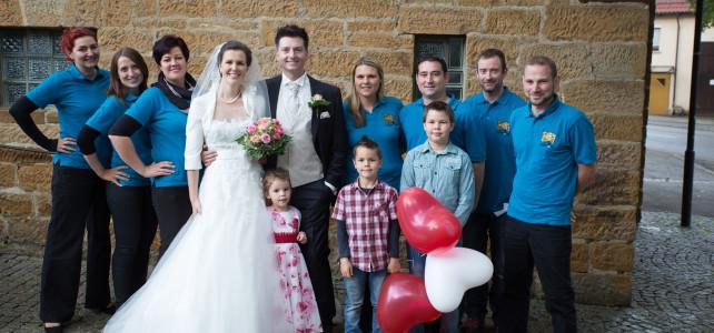 Hochzeit Thomas und Anika Raab