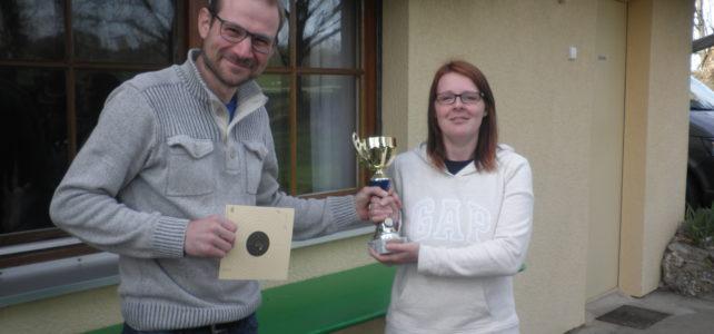 Wieder neuer Sieger beim AGV Schiessen
