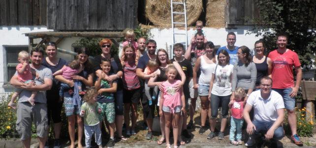 Familienausflug 2018